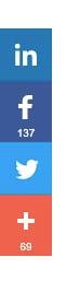 social media share bar